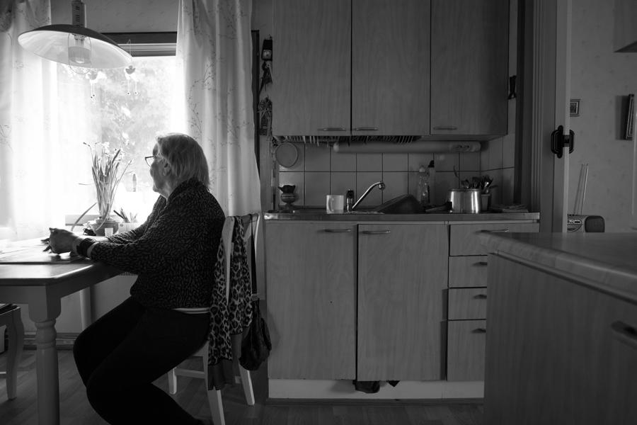 Maria, Oulu 2015. Kuva/Photo Sanna Krook.
