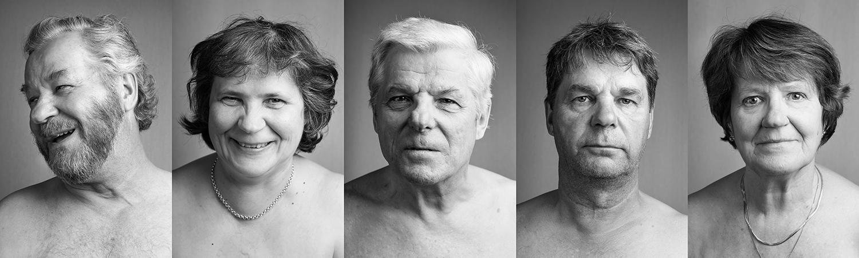 Kuvia sarjasta Sisaruus, sarja on kesken. Study of Siblings, longterm project.