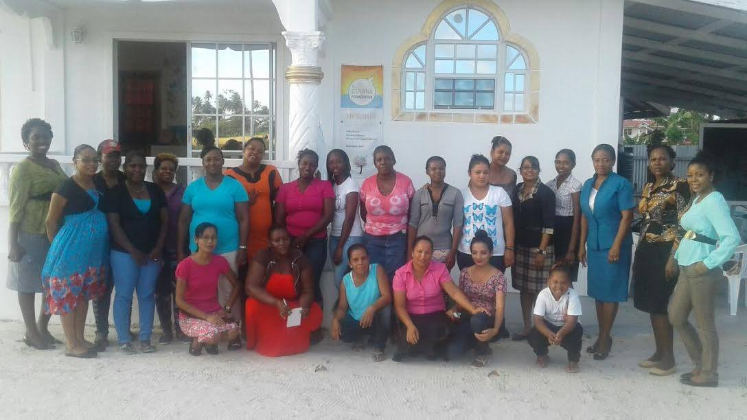 The Sunrise Center Students and our Managment Team