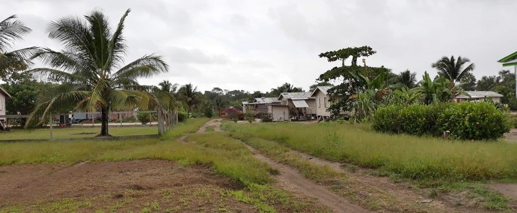 Tapakuma Village (St. Deny's Mission) in Region No. 2.