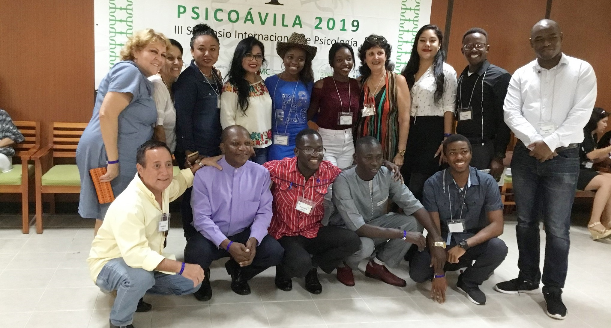 Mental Health Conference in Cuba, March 2019