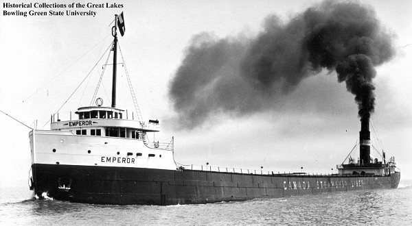 Photograph courtesy of the Historical Collections of the Great Lakes at Bowling Green State University