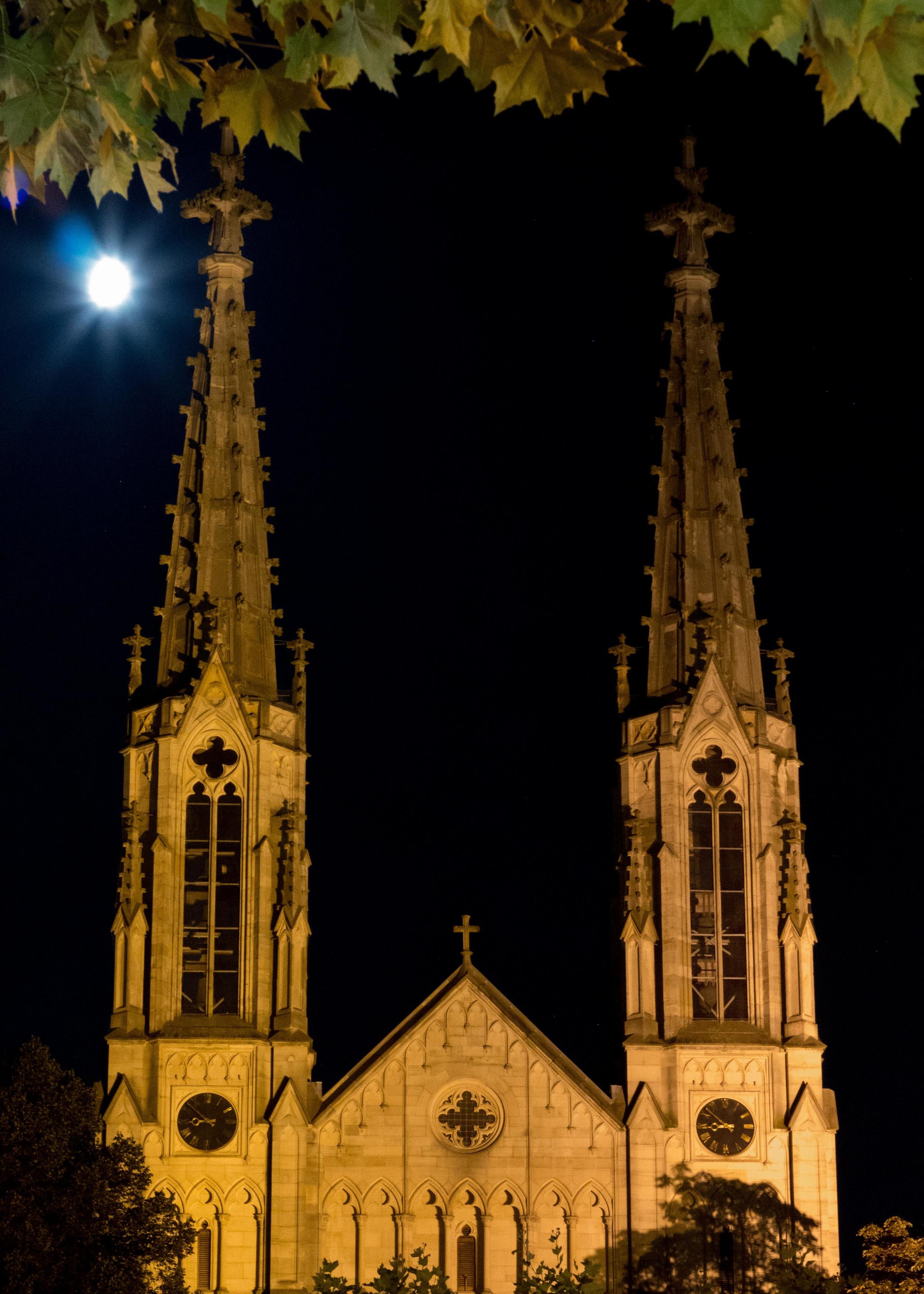 Evangelical City Church of Baden Baden - Baden Baden, Germany - October 2014