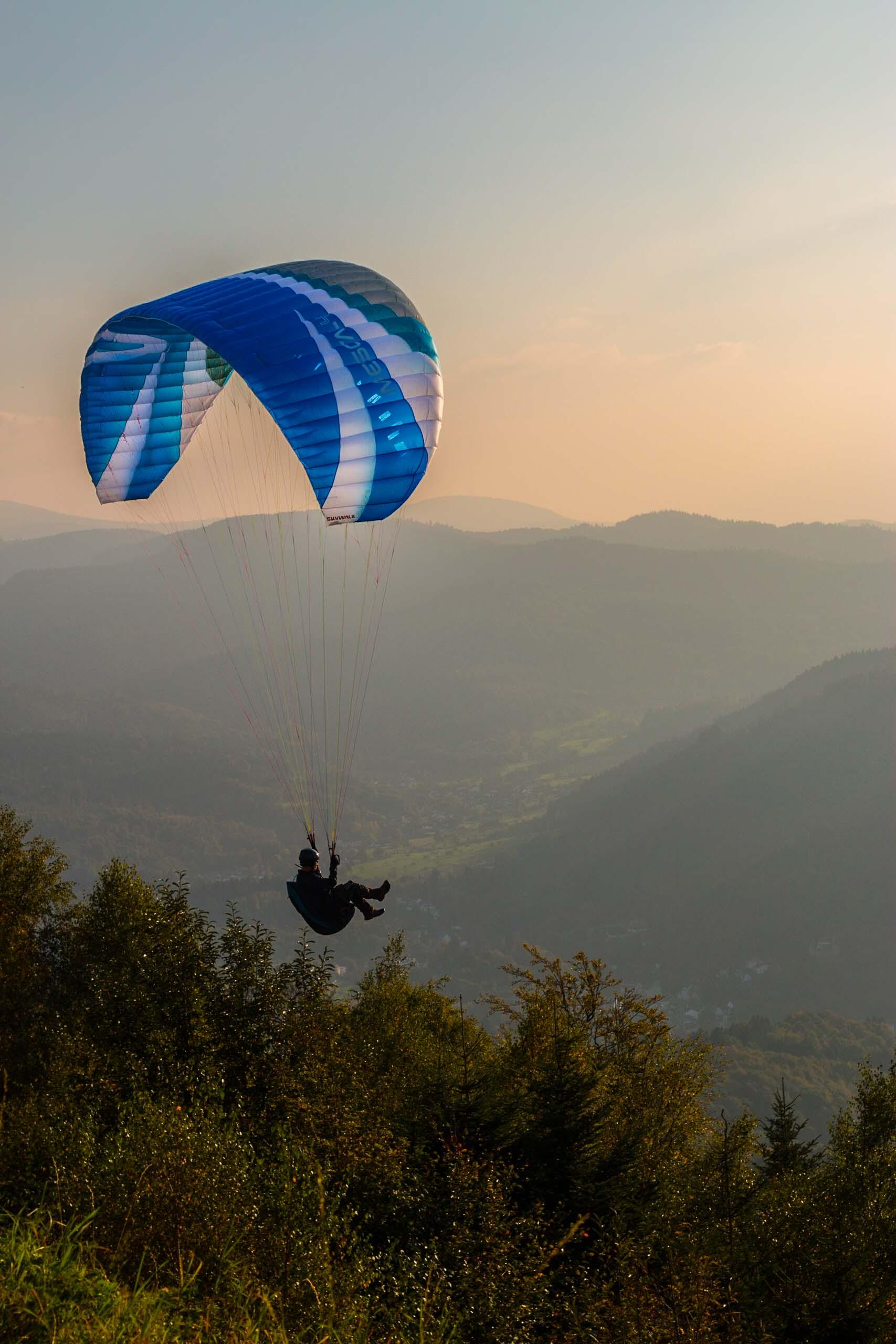 Merkur Mountain - Baden Baden, Germany - October 2014