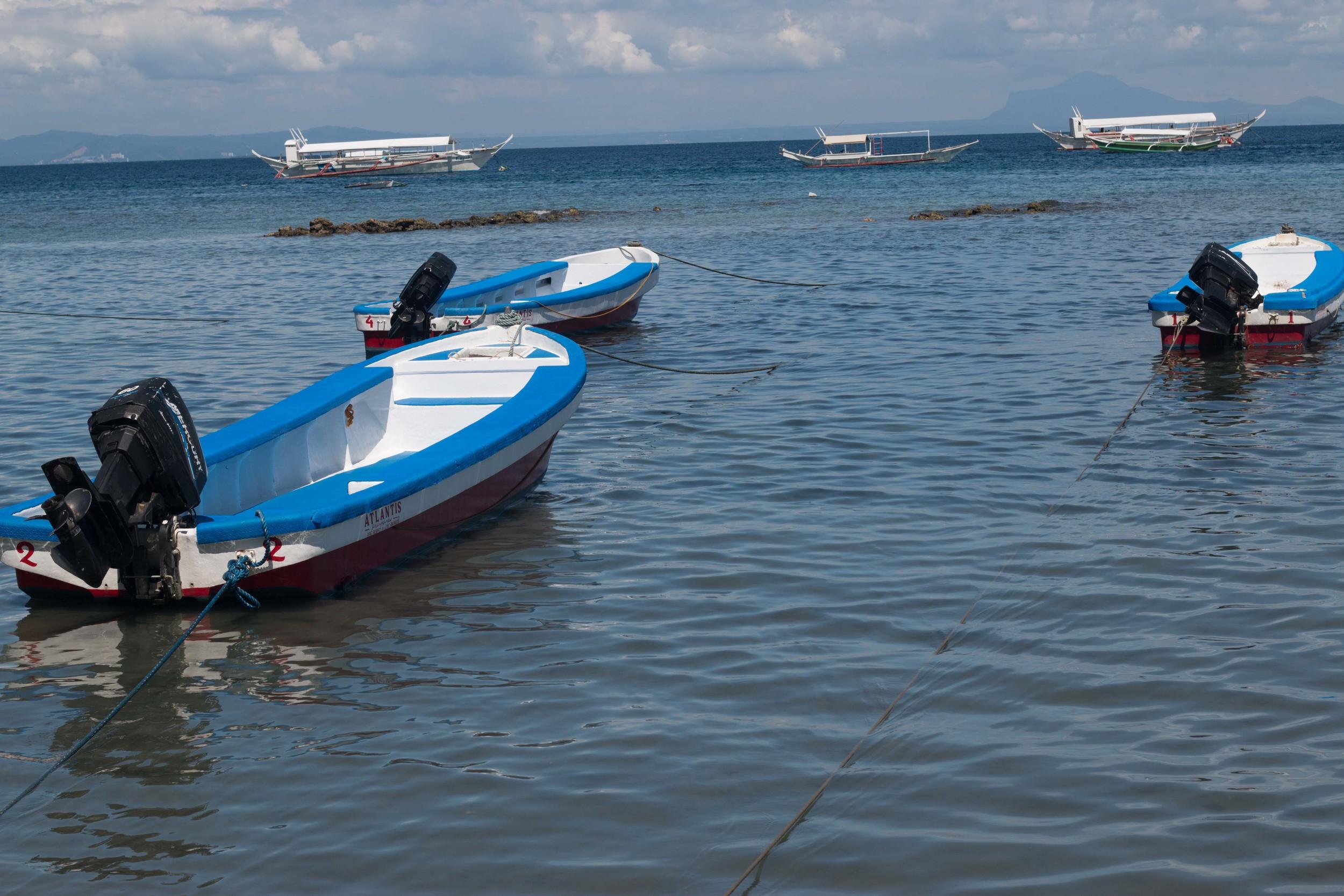 The Atlantis Fleet of Dive boats