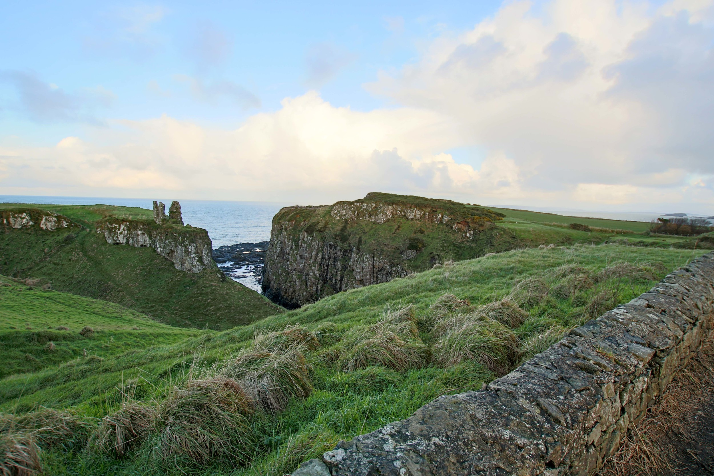 Another scenic overlook on the way to Giant's Causeway