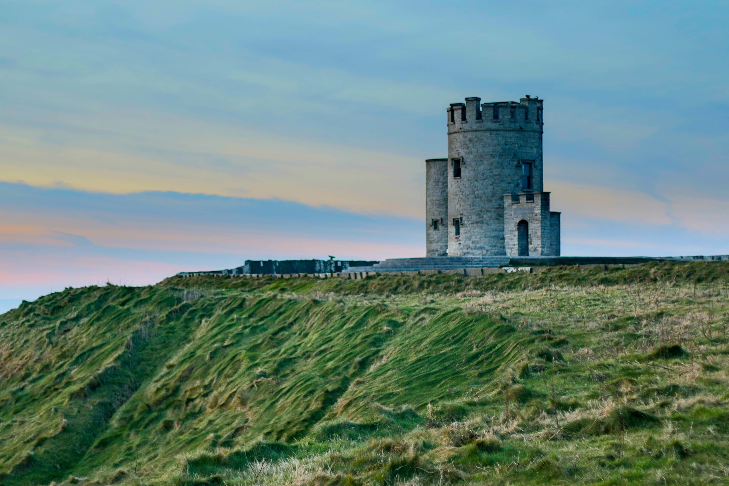 Watch Tower at the Cliffs of Moher