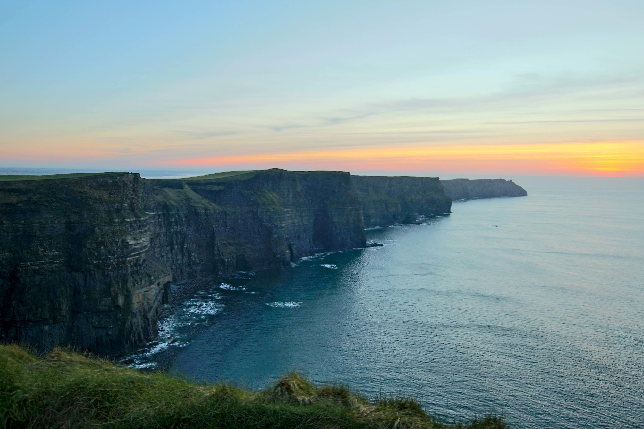 Cliffs of Moher -Simply breathtaking!