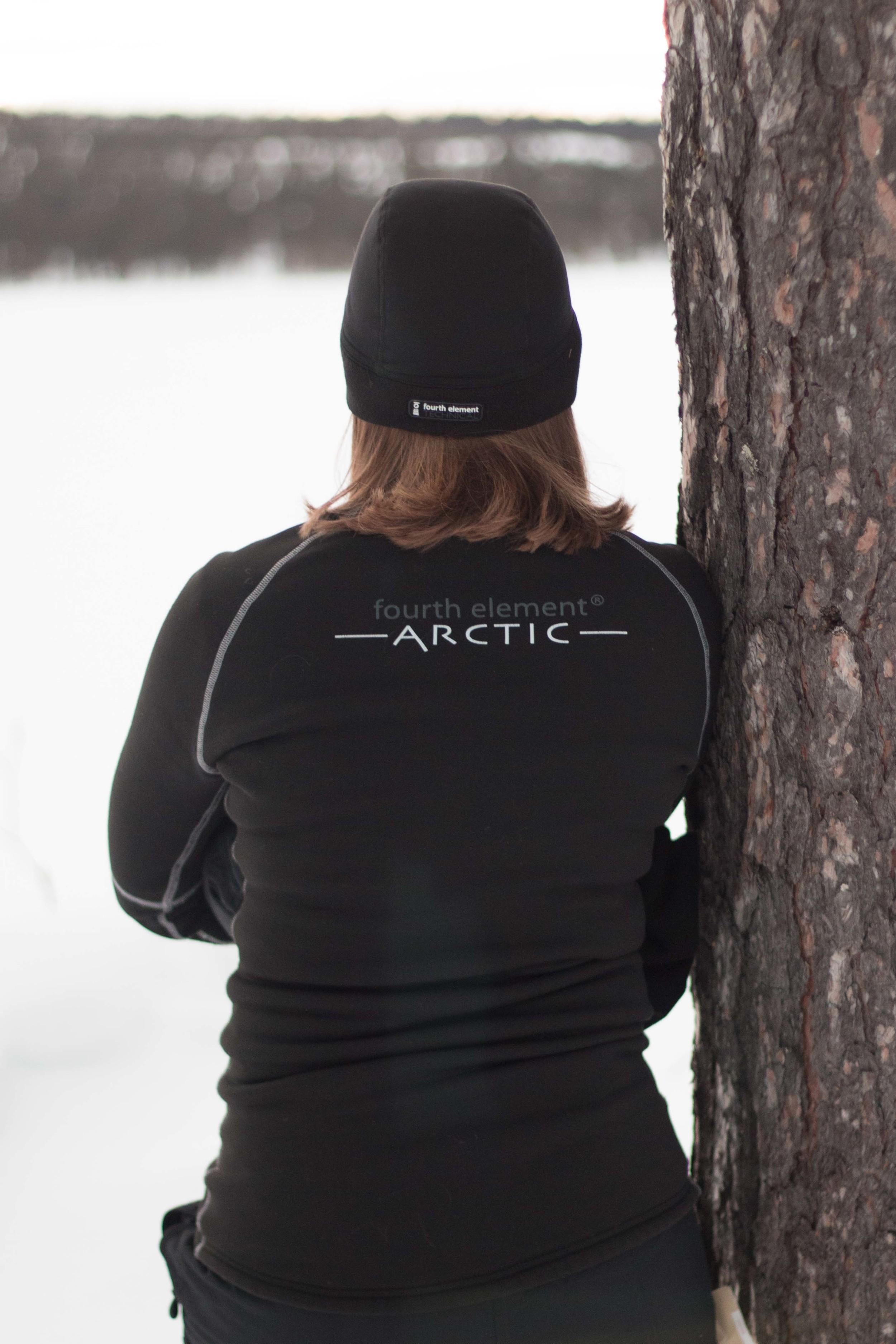 Fourht Element Arctic drysuit undergarments - not just for diving