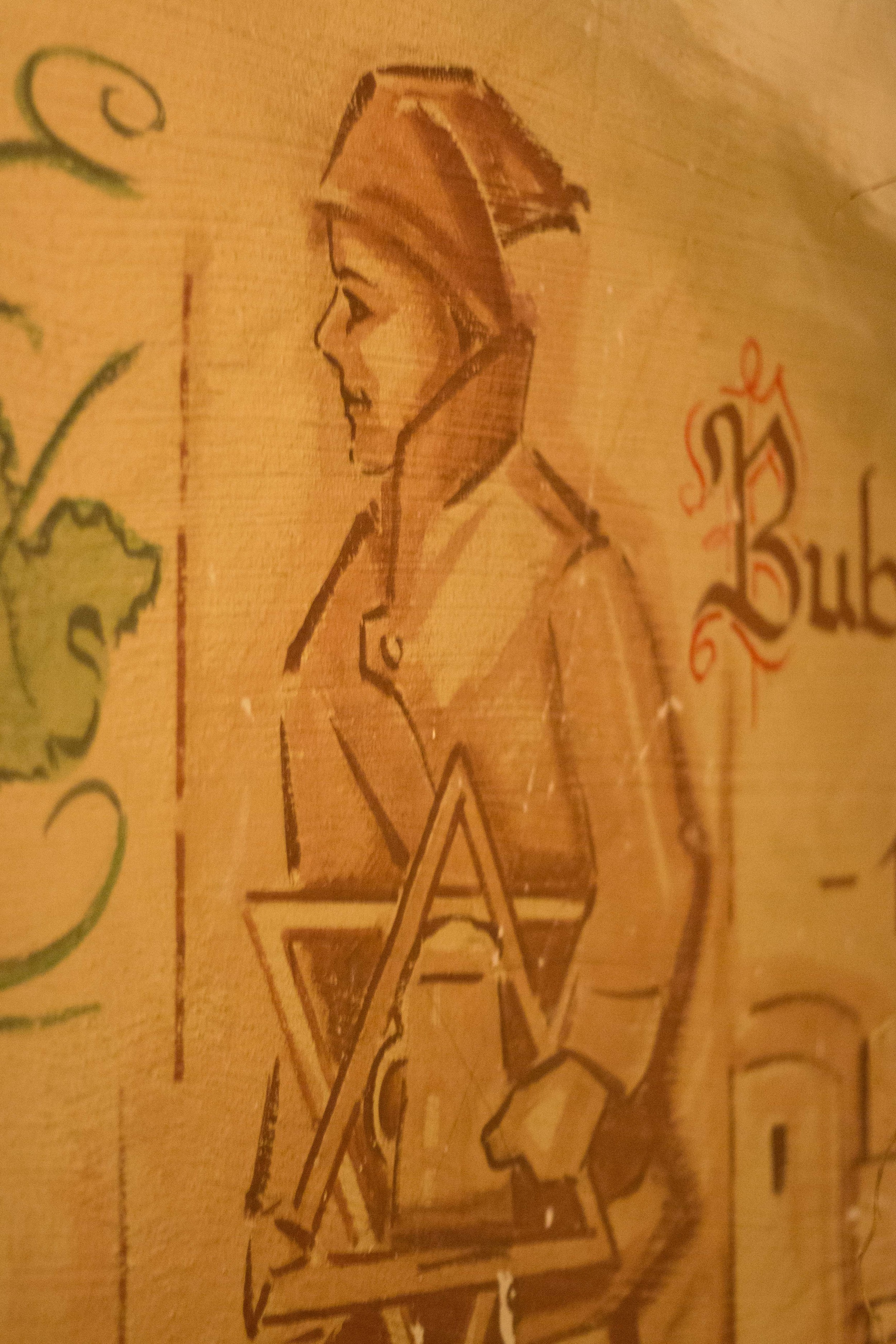 Speyer has a long history with various religious groups. Here, their connection with the Jewish communtiy is showcased.