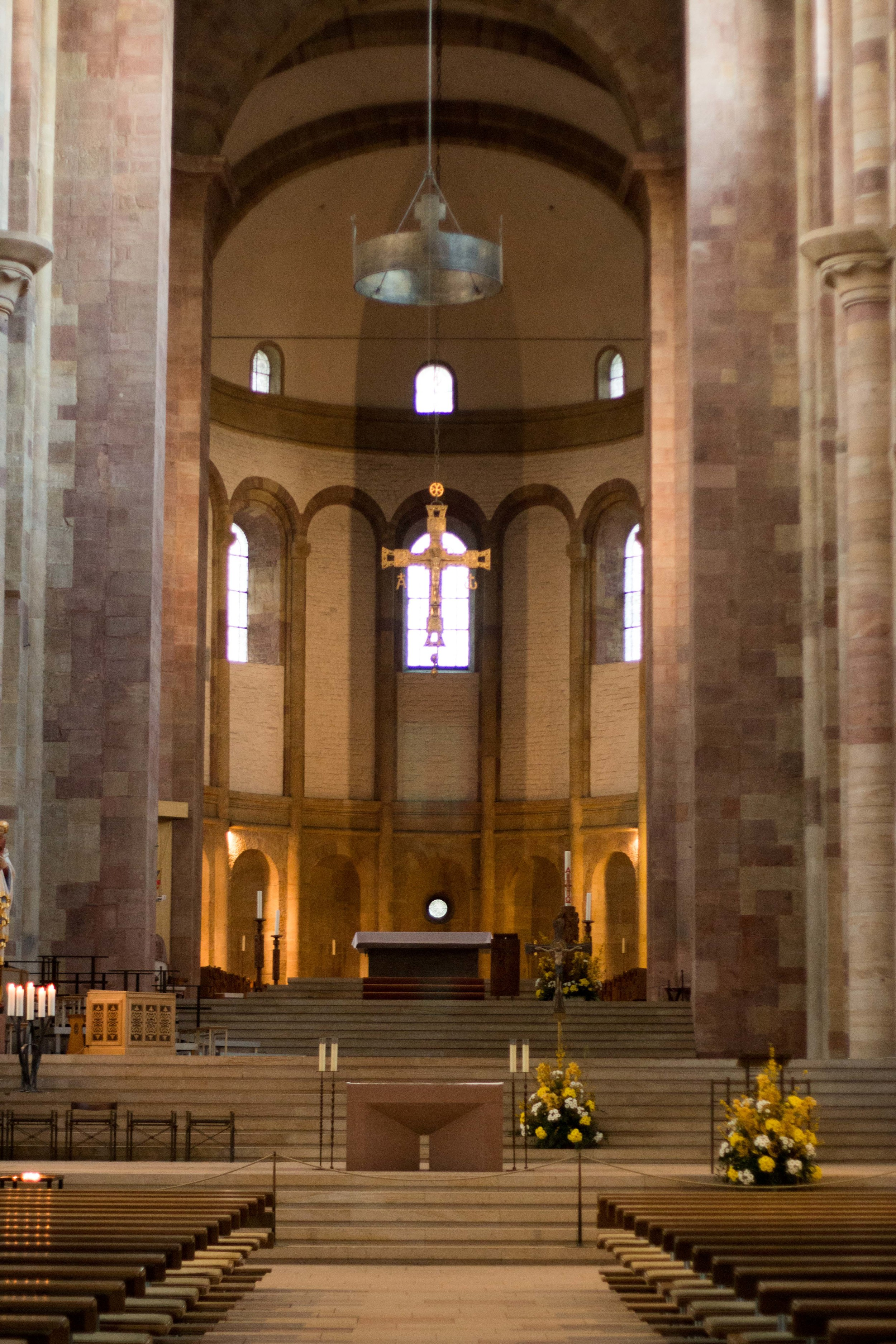 Alter in the Speyer Dom