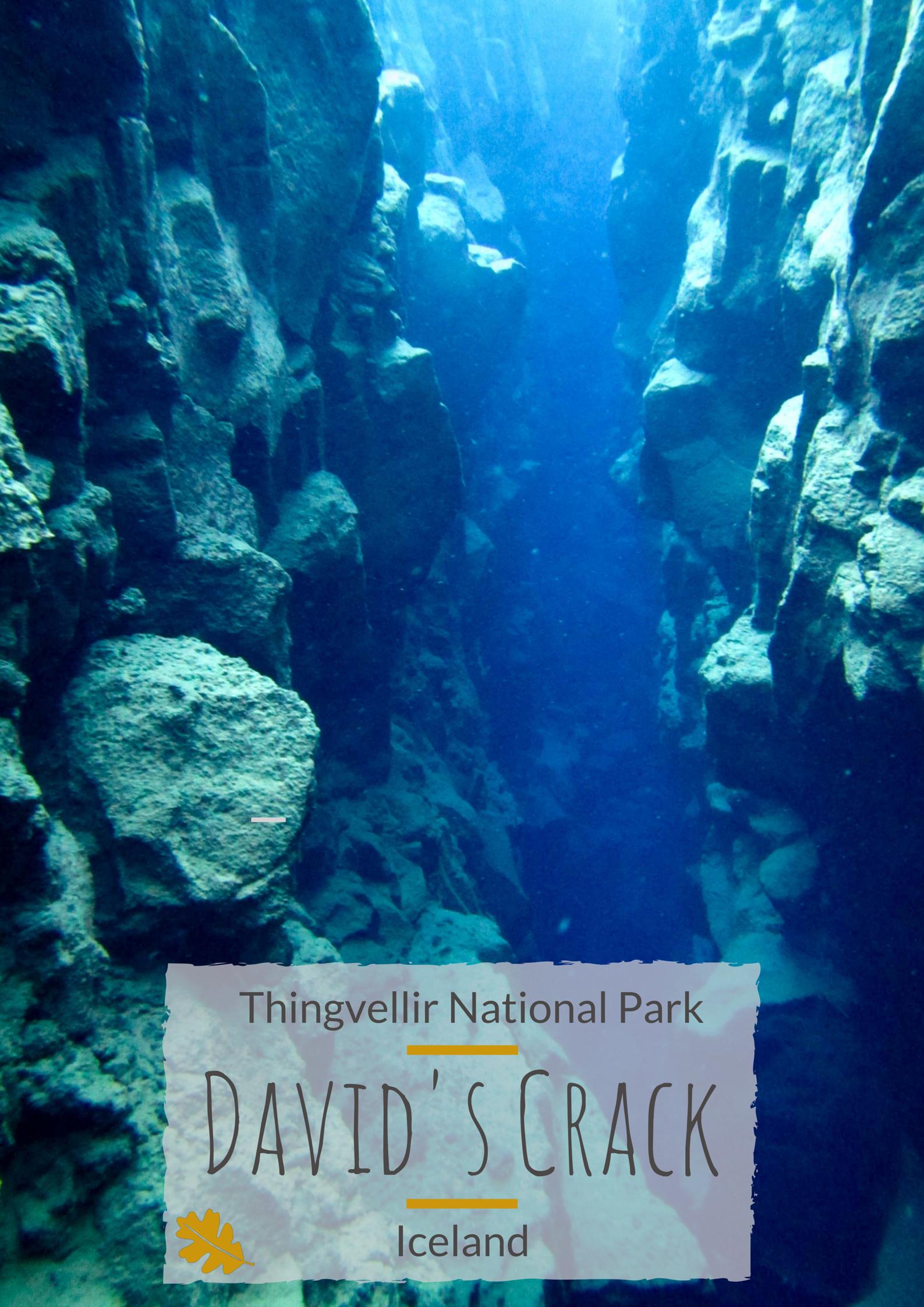 Thingvellir National Park Diving
