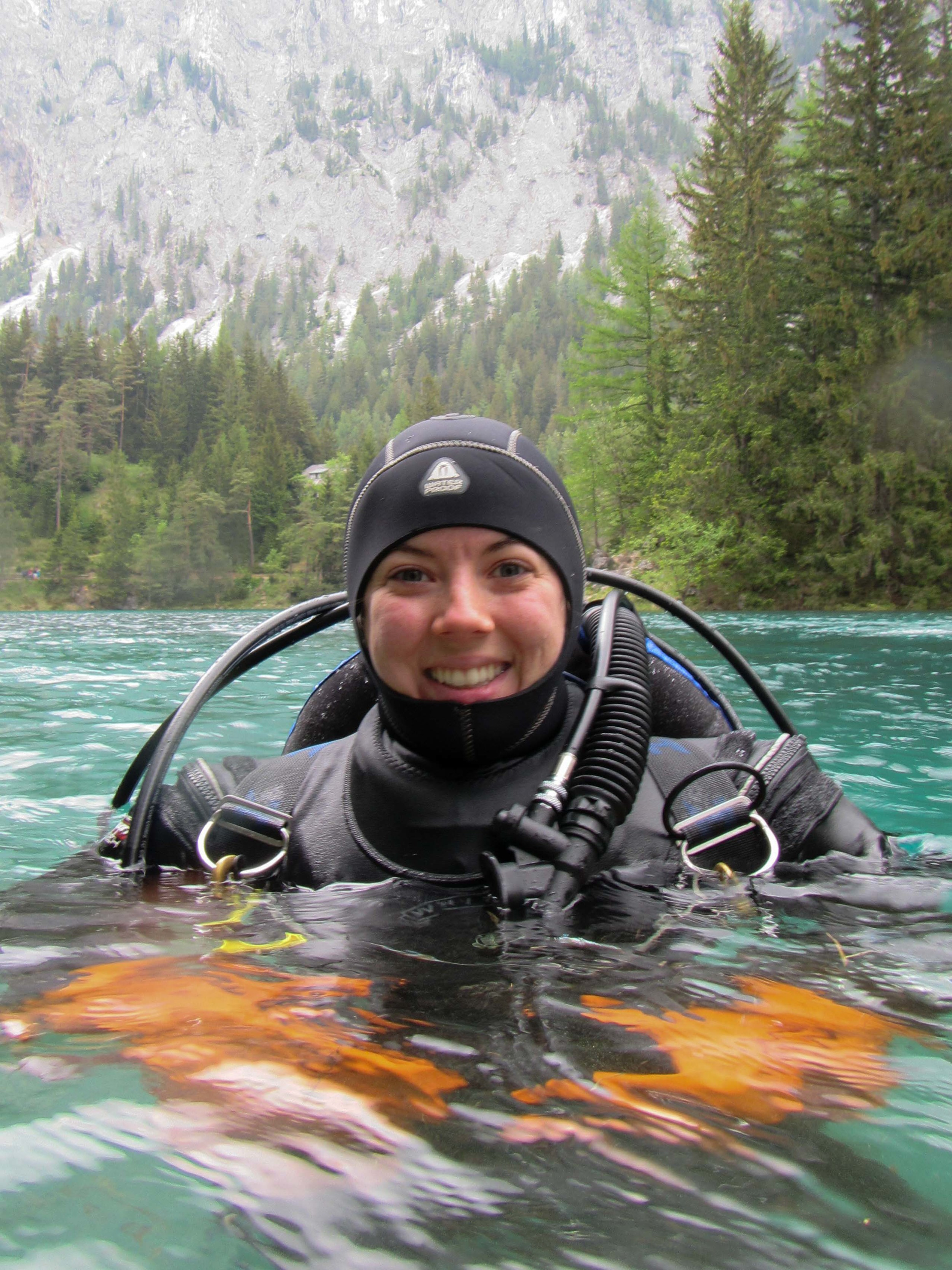 Happy after some great dives!