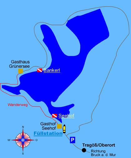 Map of Grünersee.  Source
