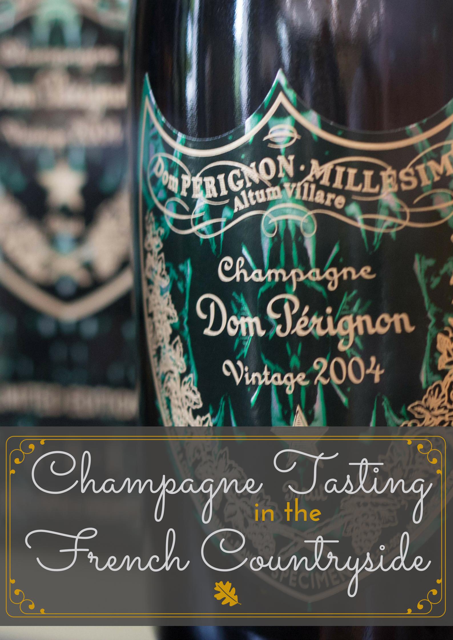 Champagne Tasting in Epernay France