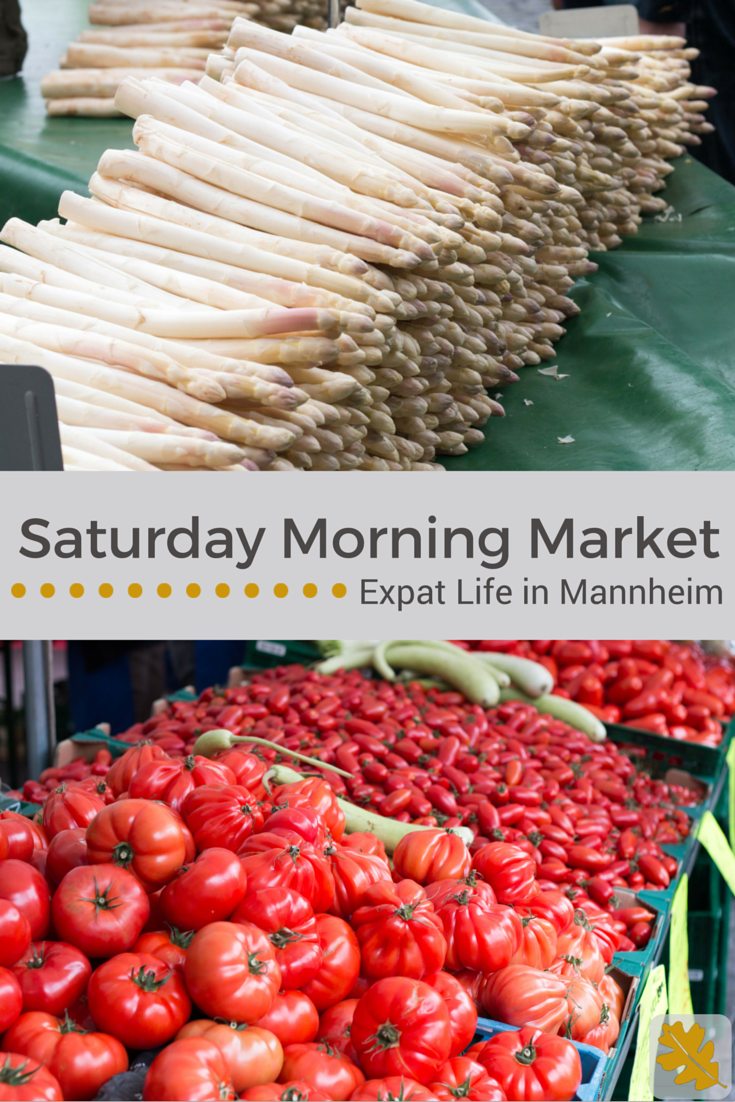 Saturday Markets