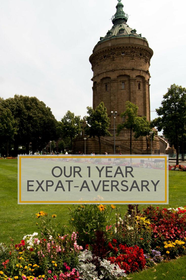 One Year Expataversary