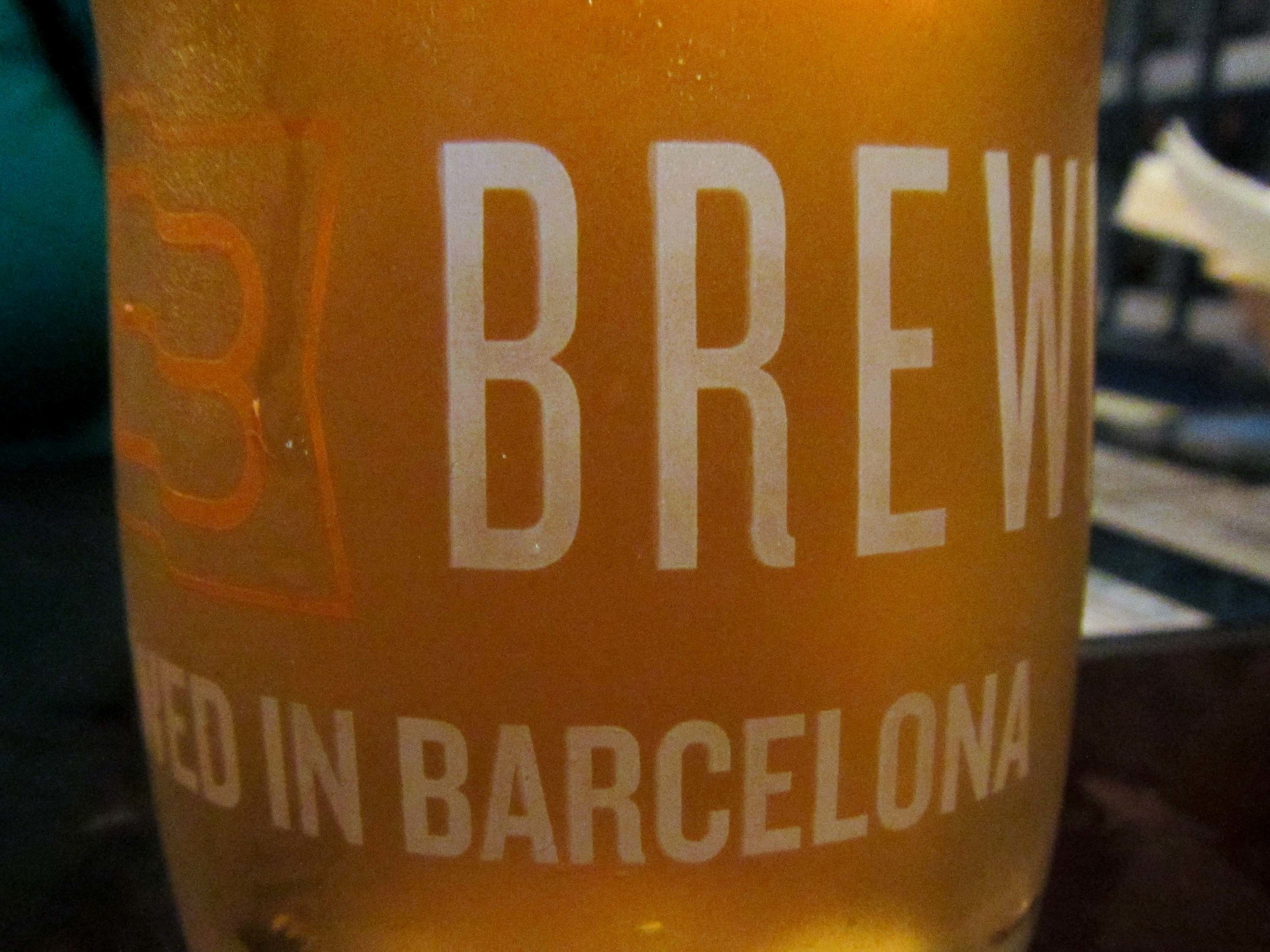 craft beer!!!!! Albeit from Scotland, but still, Craft beer!!!