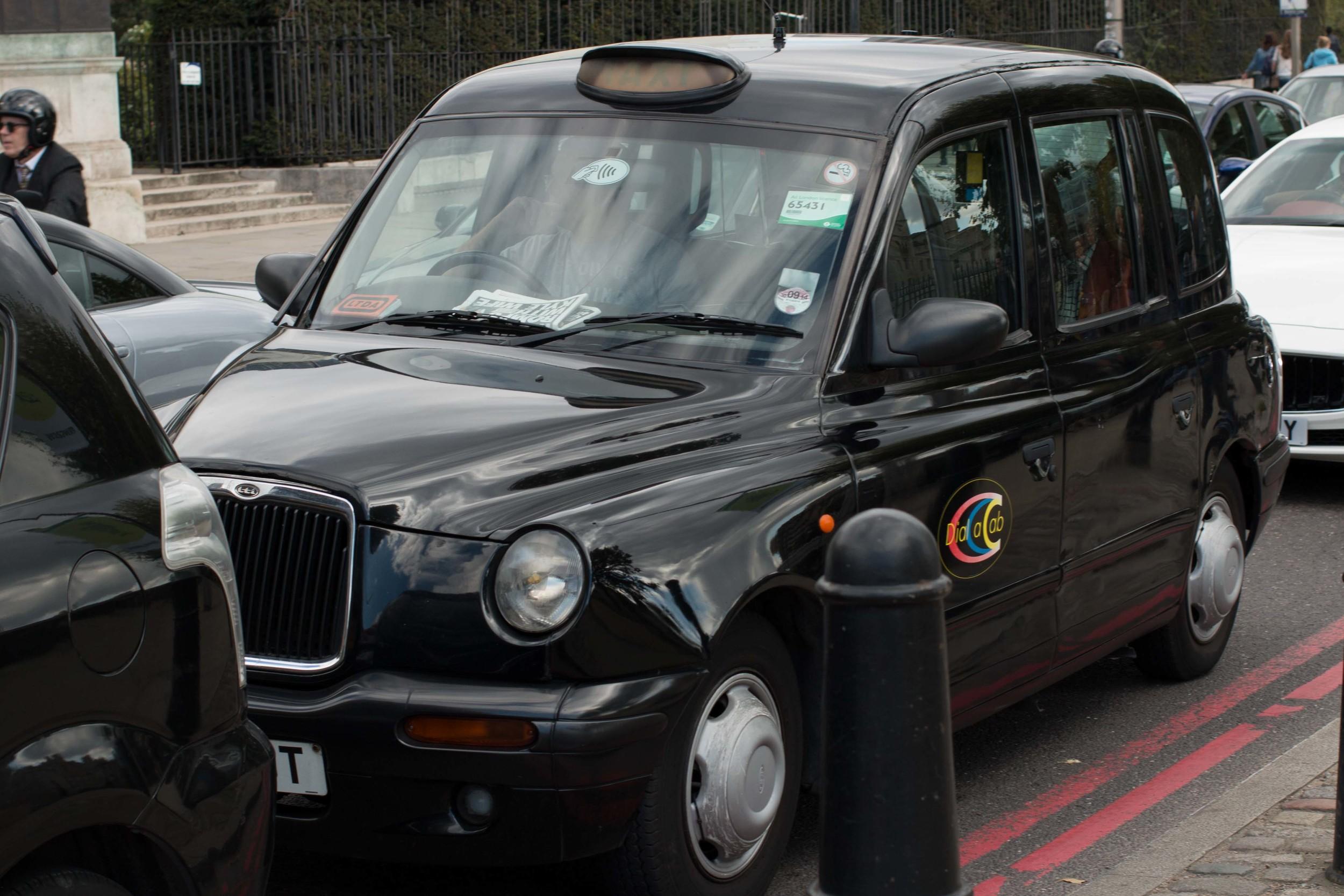 Famous Black Cabs!