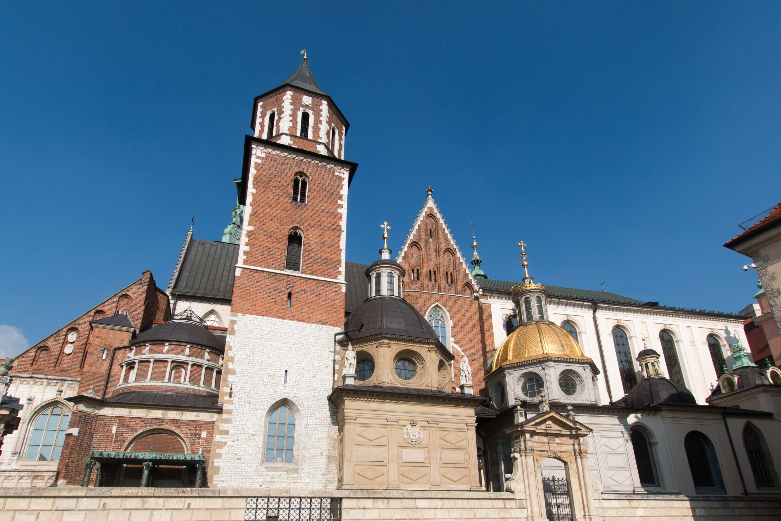 Cathedral at Wawel Castle