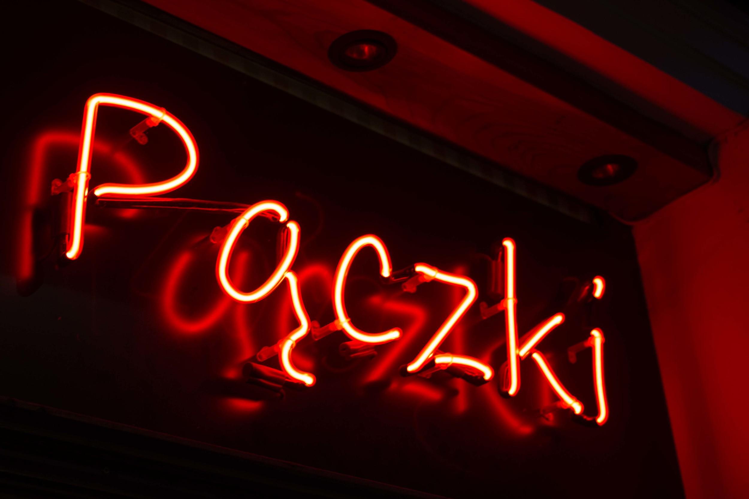 Paczki. 'nough said.