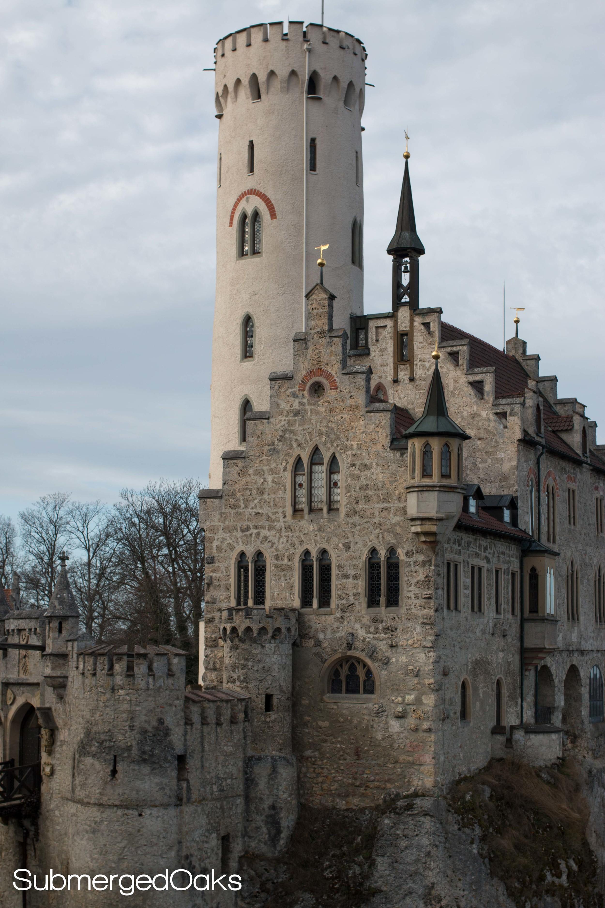 Schloss Lichtenstein, Baden-Wuertemberg, Germany