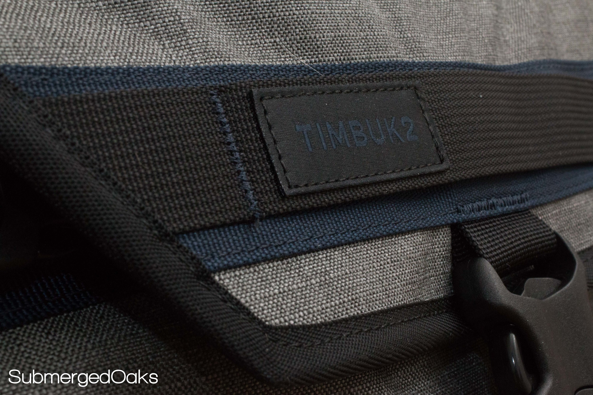 Tumbuk2 paid attention to the details of the bag