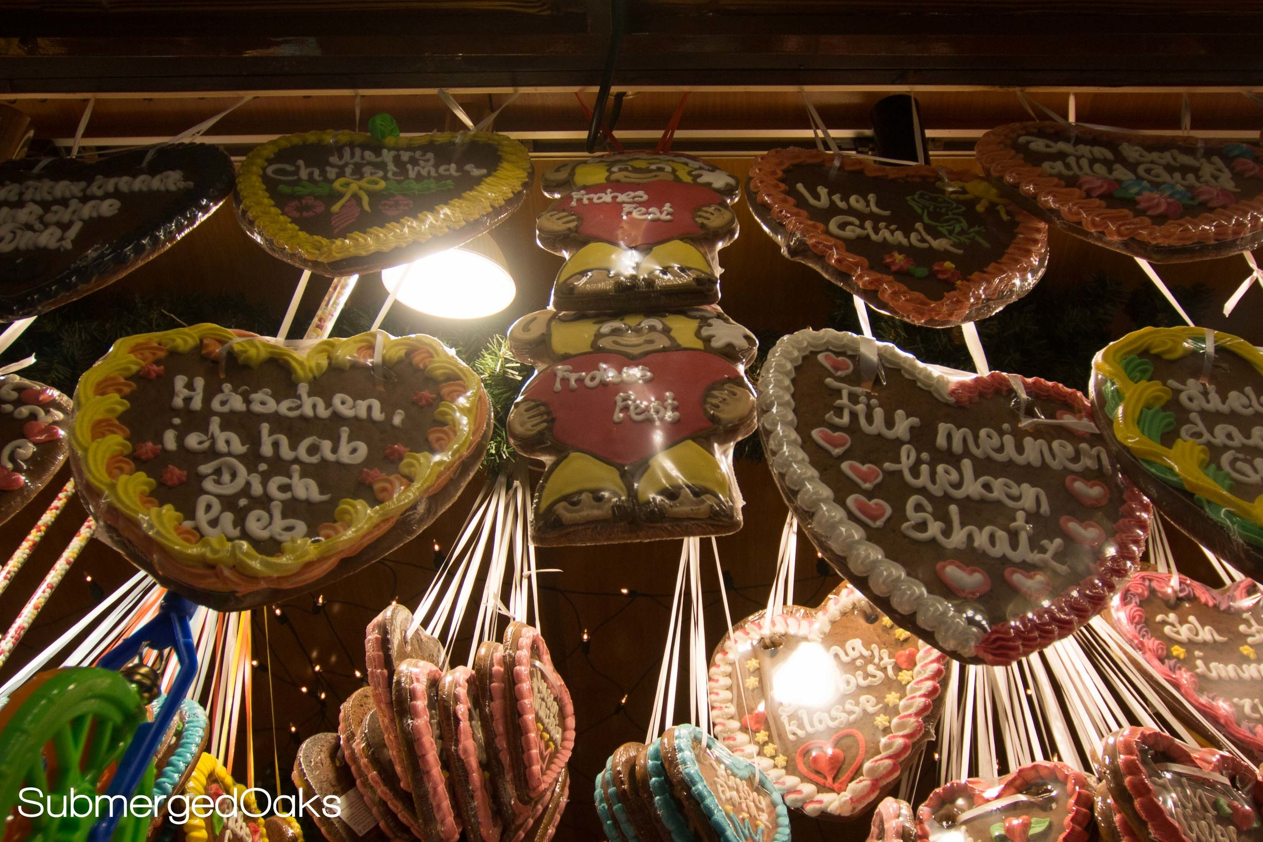 Lebkuchen for sale