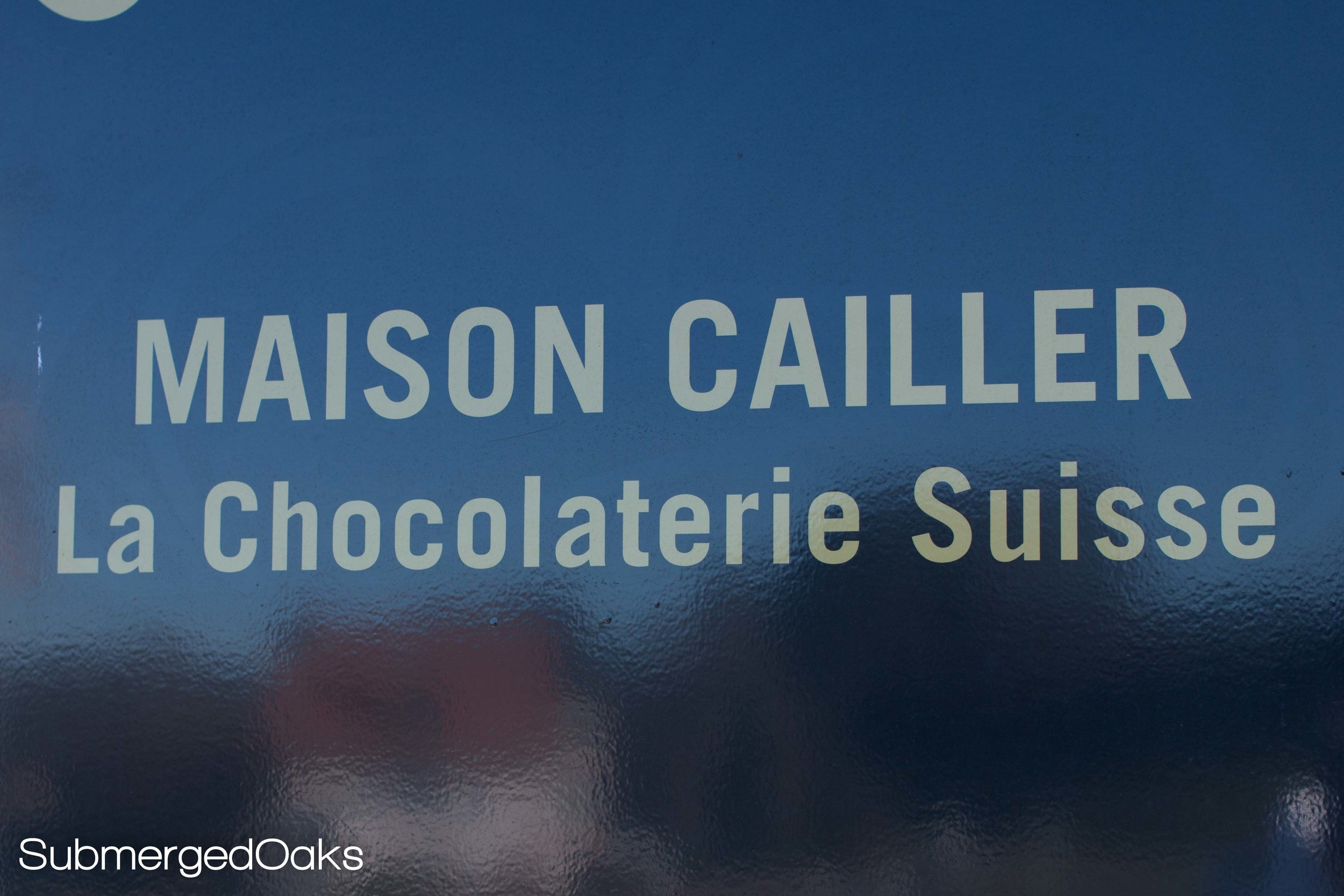 """""""Cailler House, the Swiss Chocolatier"""""""