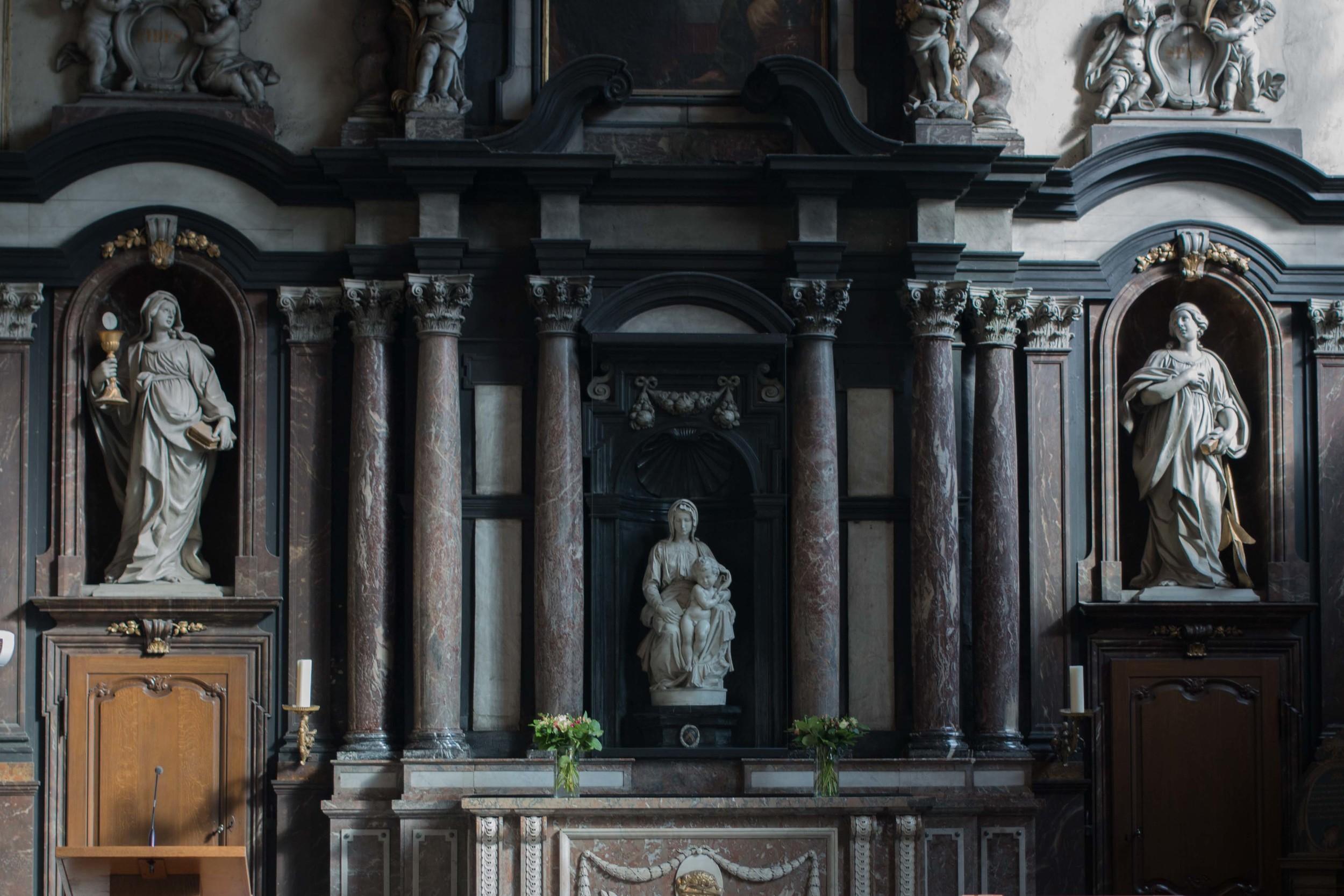 The Brugge Madonna
