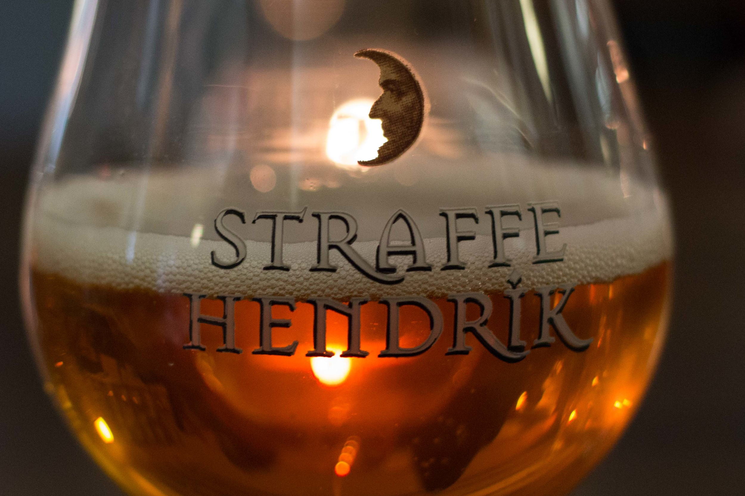 More Beer tasting! This time, the Straffe Hendrik Trippel