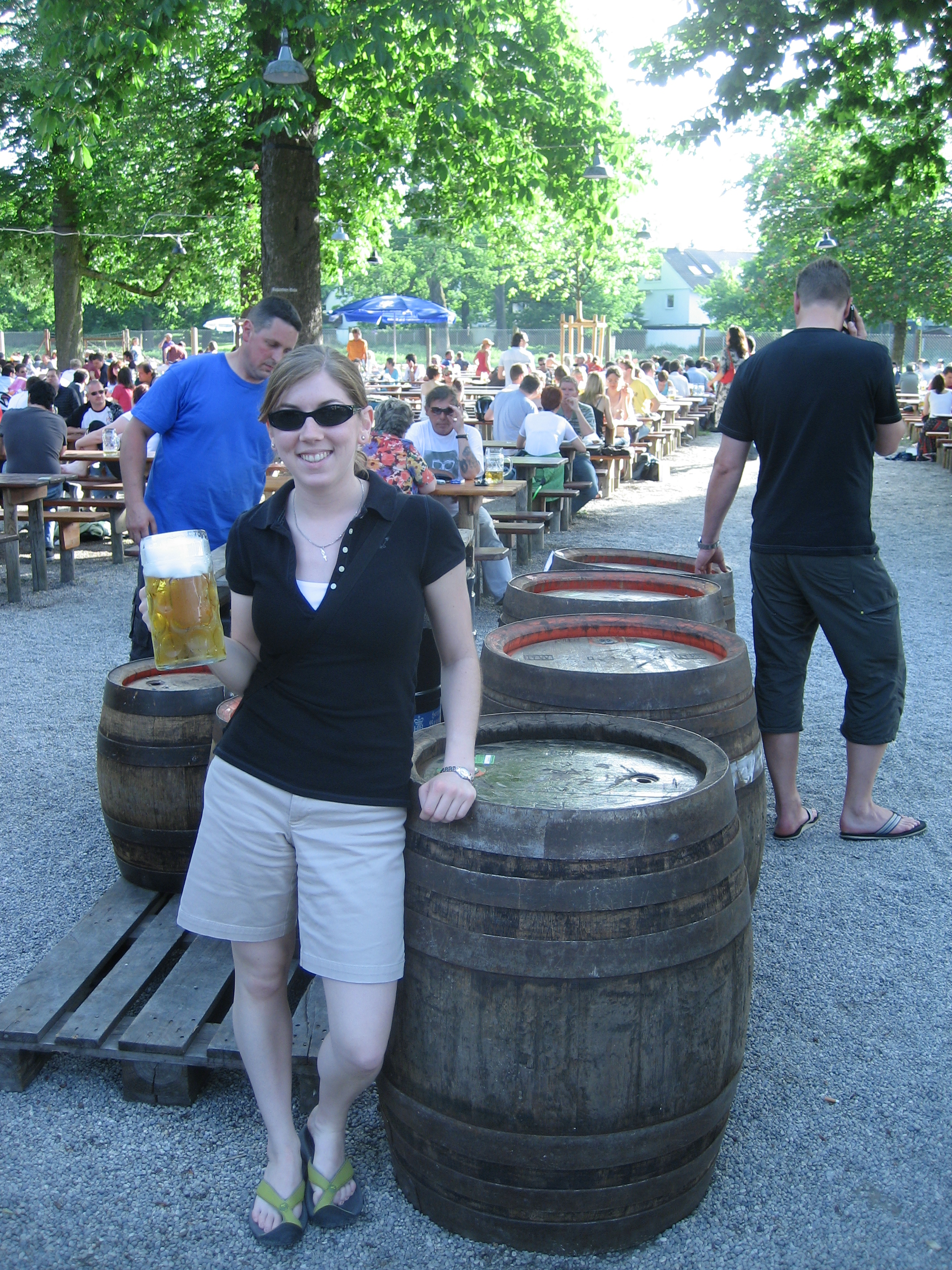 #Throwback to our first visit to Germany in 2009!