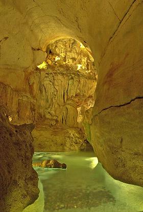 Moeda Caves outside Fatima, Portugal :: SOURCE