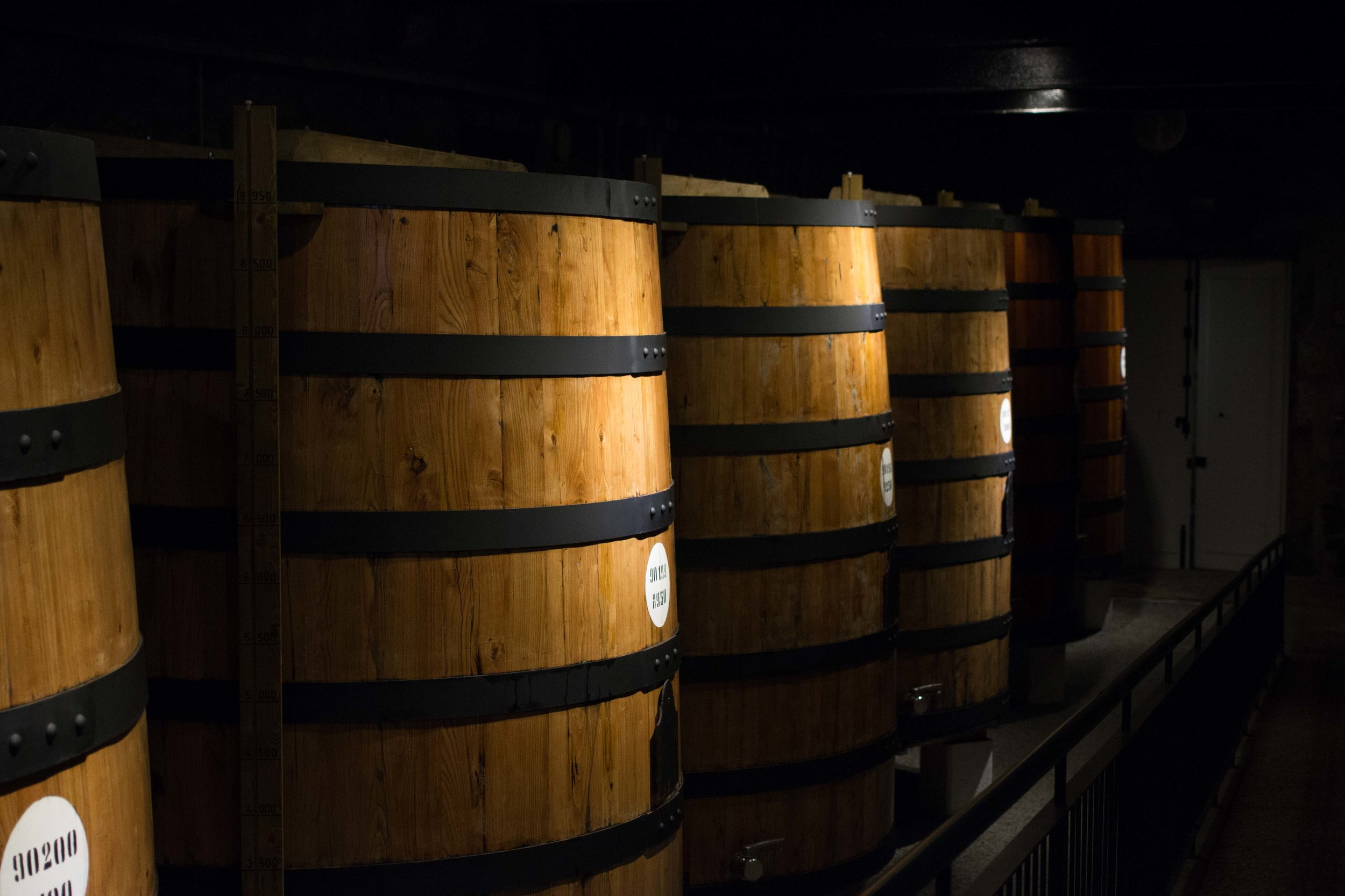 Port Wine barrels; Porto