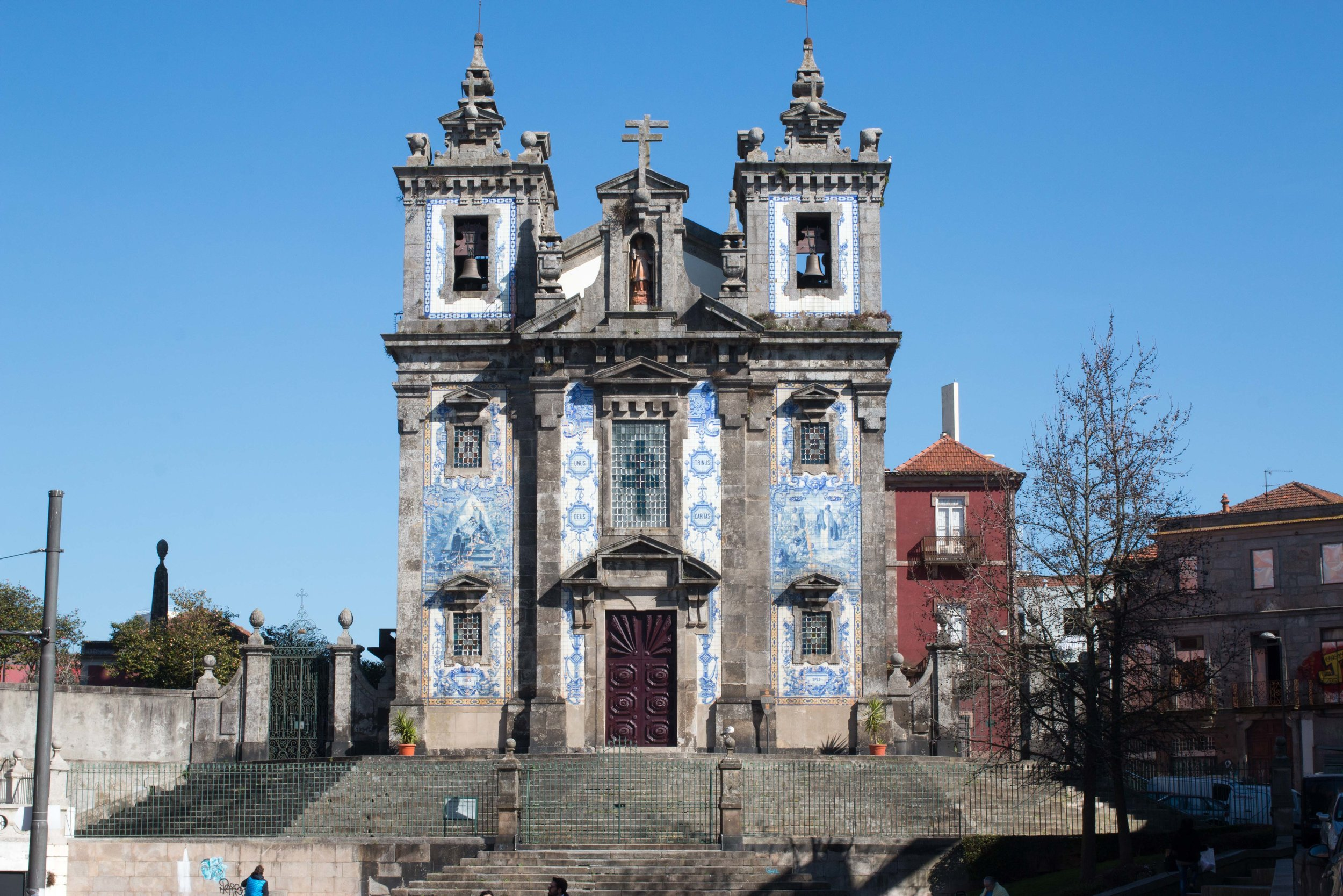Church of Saint Ildefonso, POrto