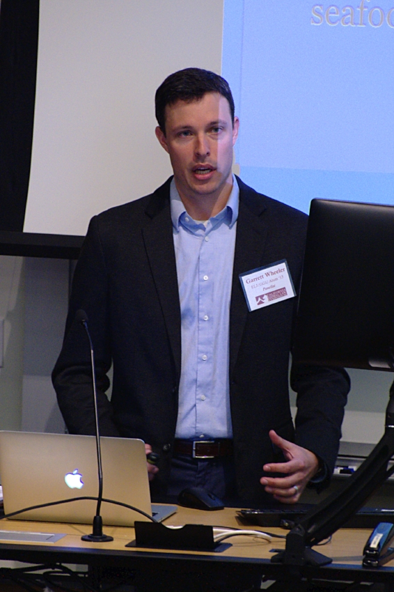 Panelist: Garrett Wheeler, GGU Alum '13