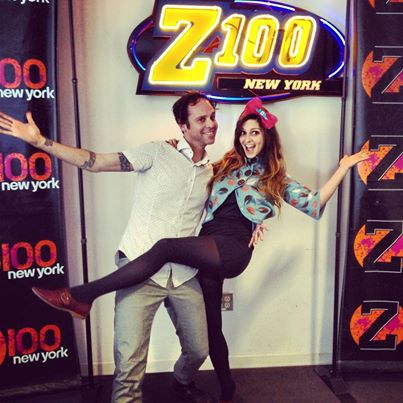 Had a blast with our friends at Z100 today! So fun, well post details when the interview airs!