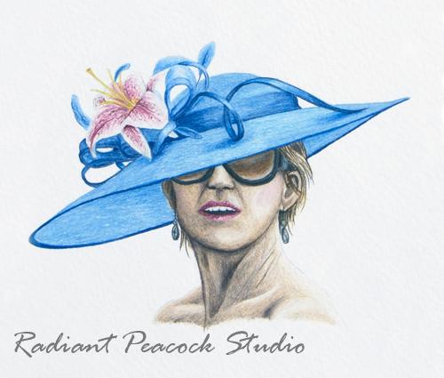 """""""Blue Hat"""""""
