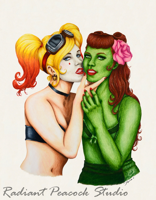 """Harley and Ivy"""