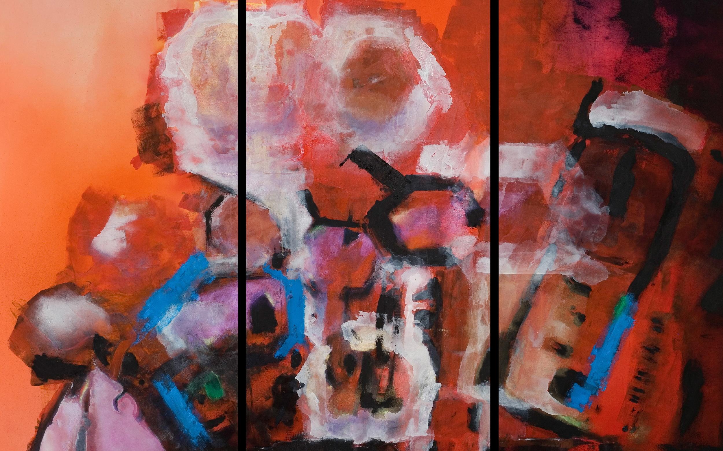 Collapse of the Colony. Margo Spellman/Studio Spellman