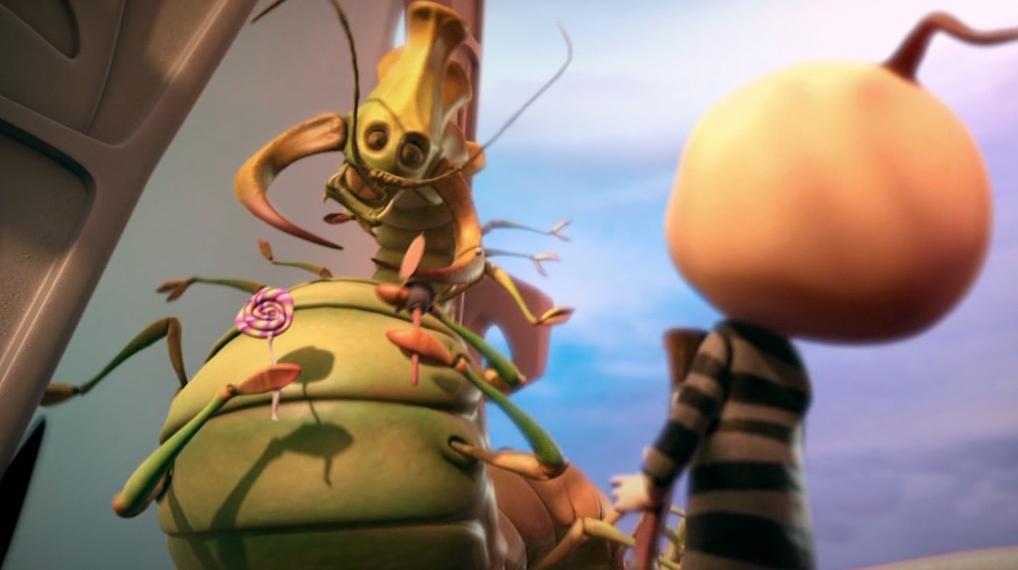 Centipede - modeled in maya and mudbox.