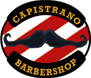 Final image after edits for Capistrano's Barbershop. Annapolis, Maryland