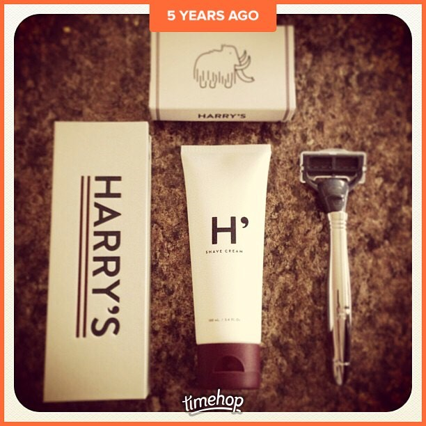 @harrys My first Winston set from 5 years ago. Great work then, great work now! Keep it up