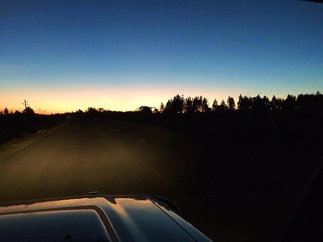 #sunrise #morningdrive #lifeinTZ #darkroom