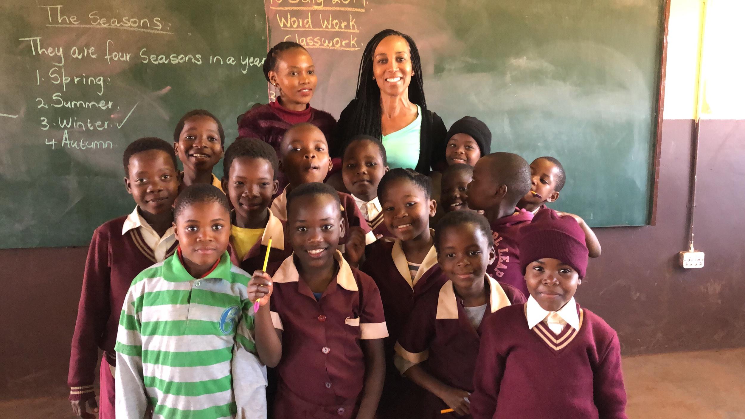 Safari Primary School, Hlabisa, South Africa