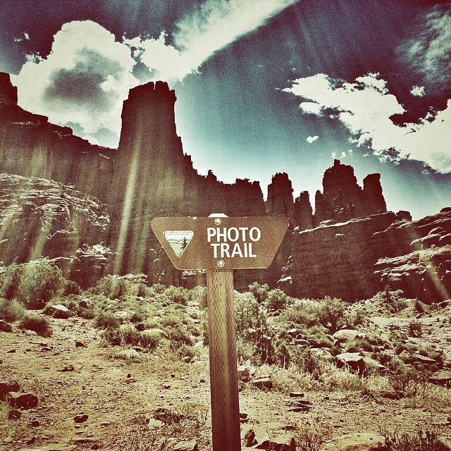 Just finished a successful three days at the 2014 Trail Runner Photo Camp in Castle Valley Utah.