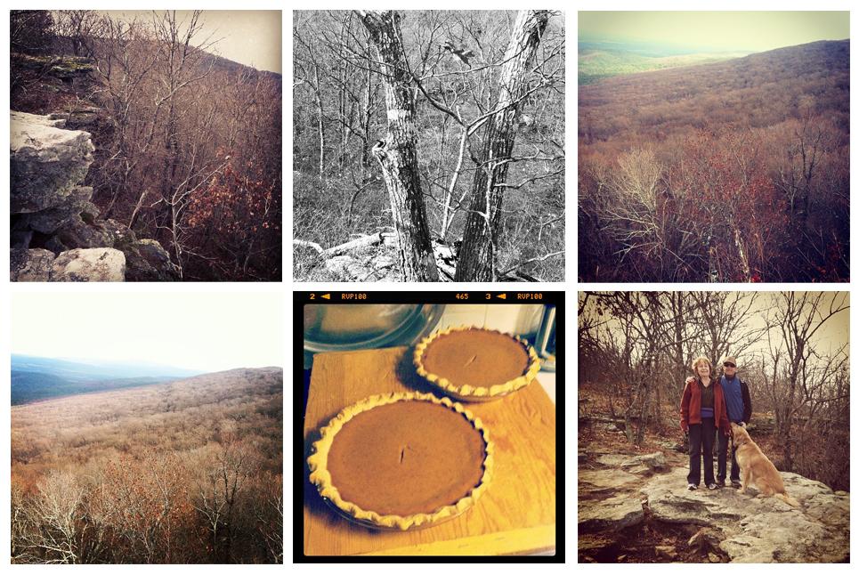 Thanksgiving in Arkansas