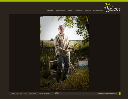 I am excited to share the news…I was recently invited to be a part of Aurora's Select Assignment division. To view my Aurora Selects portfolio go to portfolio view