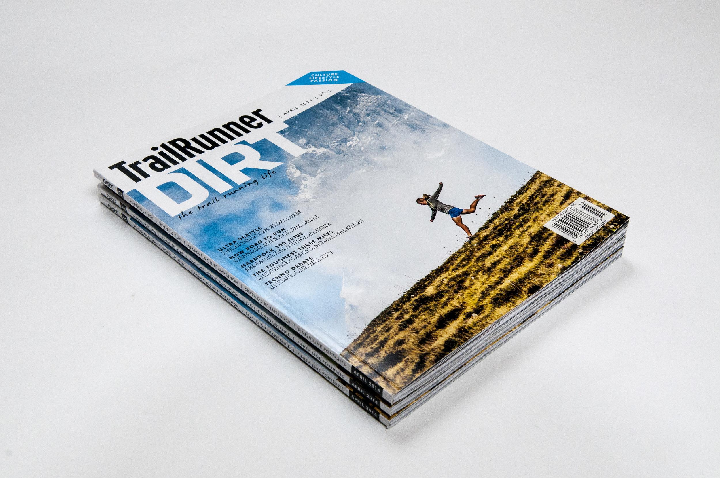 Dirt Annual by Trail Runner Magazine