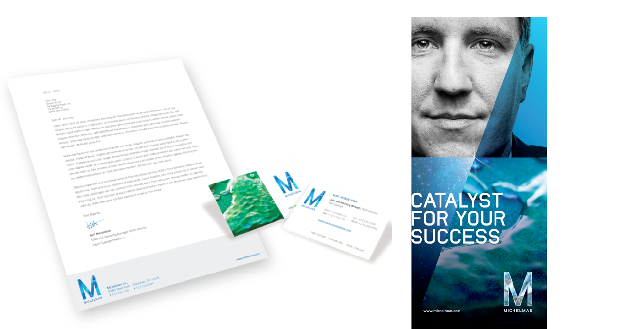 Corporate & Consumer Print Collateral